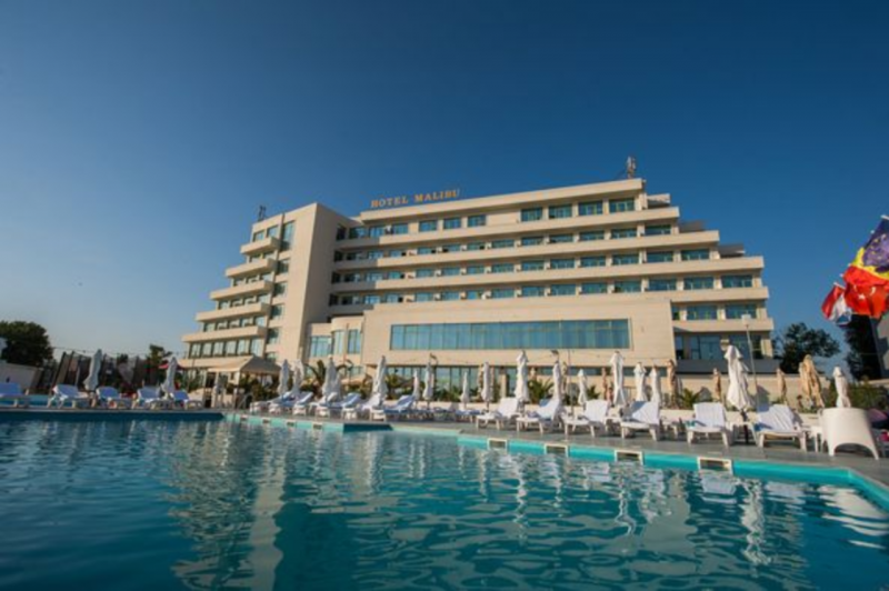 NEW ENTRY! HOTEL MALIBU 4* MAMAIA   EARLY BOOKING 2021 -  de la 442 ron/camera dubla/noapte, cu Mic Dejun