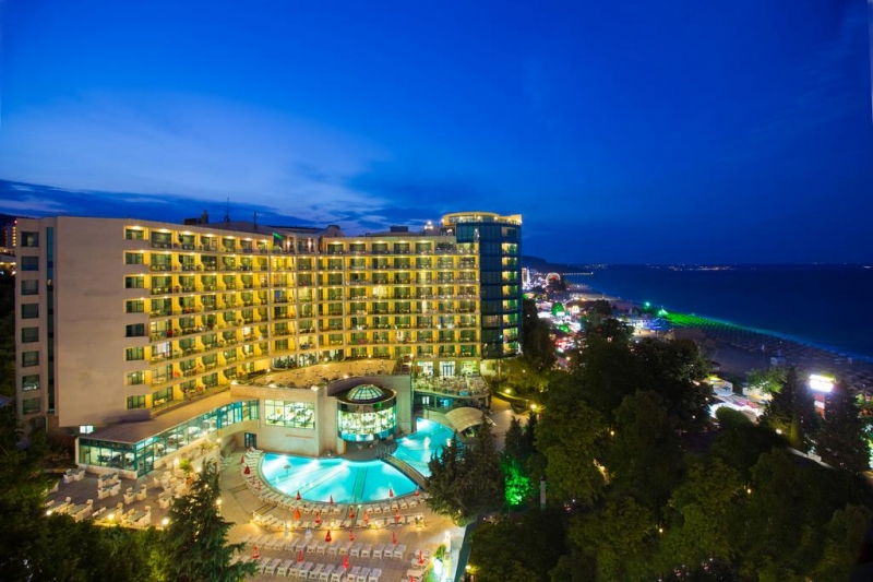 HOTEL MARINA GRAND BEACH 4* ALL INCLUSIVE - Nisipurile de Aur - 10% reducere  pana la 31.03.2019